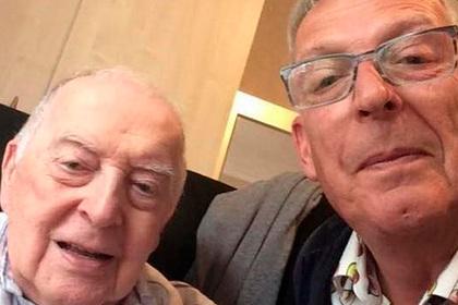 Ветеран Второй мировой победил коронавирус