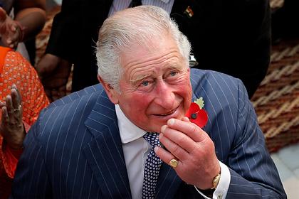 Названа дата последней встречи Елизаветы II с заразившимся коронавирусом сыном