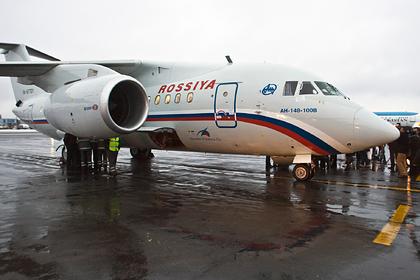 Строящийся аэропорт в Тобольске принял первый рейс