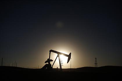 Нефть обвалилась