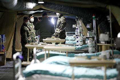 Испания запросила помощь НАТО в борьбе с коронавирусом