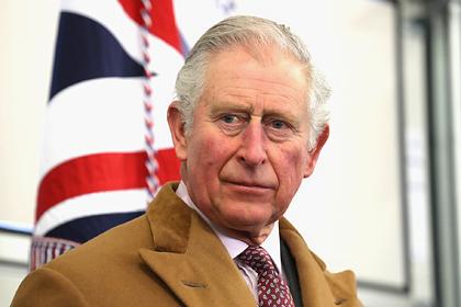 Стало известно о самочувствии заразившегося коронавирусом принца Чарльза