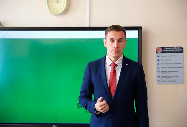 Михаил Митин