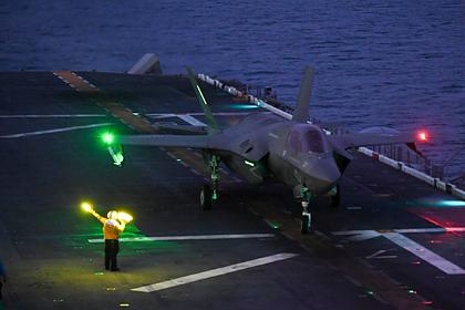 Коронавирус сорвал испытания F-35