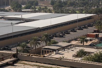 В Багдаде обстреляли посольство США photo