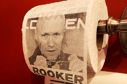 Режиссер «Стражей Галактики» перешел на туалетную бумагу с лицом друга
