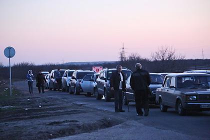 Украина полностью закроет границы