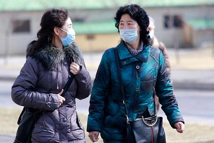 Отрицающая у себя коронавиус Северная Корея попросила помощи из-за коронавируса