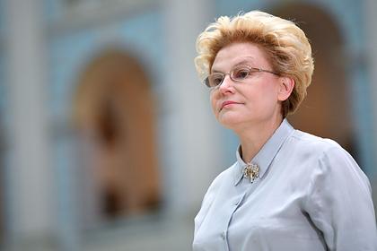 Малышева оценила ситуацию с распространением коронавируса в России