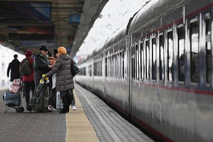 РЖД заморозили цены на билеты в российских поездах из-за коронавируса