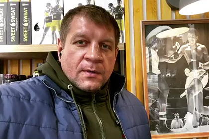 Шлеменко и Емельяненко продолжили онлайн-перепалку