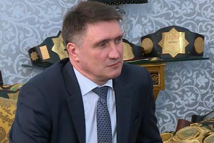 Кадыров представил нового начальника управления ФСБ Чечни