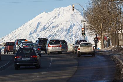 На Камчатке по-особому отремонтируют дороги
