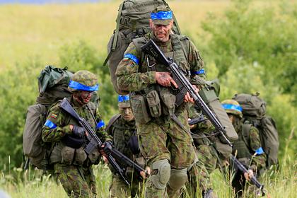В Литве заразились коронавирусом десятки военных НАТО