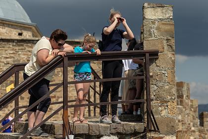 Крым ввел ограничения для туристов из-за коронавируса