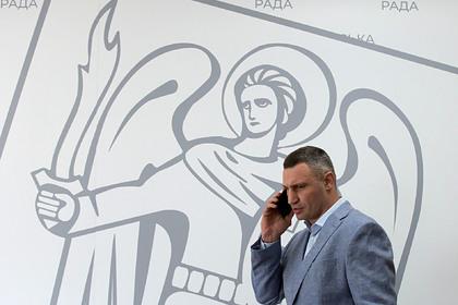 Кличко заявил о готовности Зеленского отменить приказ о VIP-палатах