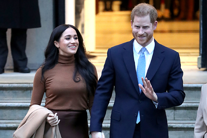 Принц Гарри сменит фамилию после отречения от королевских полномочий