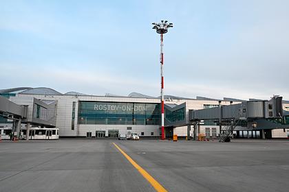 Российский пассажирский самолет подал сигнал тревоги во время полета