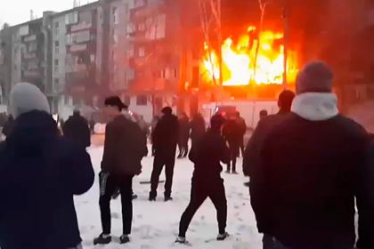 В Магнитогорске при взрыве в жилом доме погибли два человека