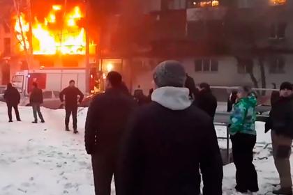 Появились подробности спасения жильцов дома в Магнитогорске после взрыва