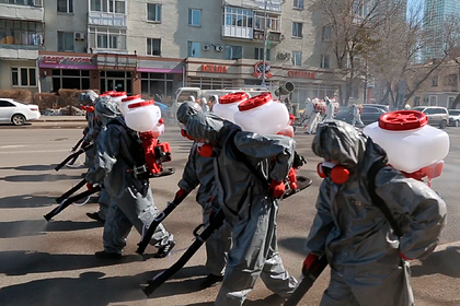 Жителям крупнейших городов Казахстана запретили выходить на улицу