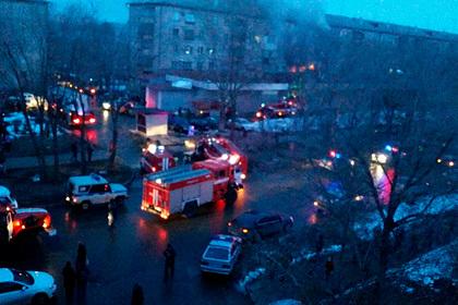 Выросло число погибших при взрыве в пятиэтажке в Магнитогорске