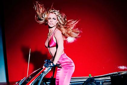 Бритни Спирс «побила» рекорд Усейна Болта