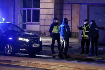 Полиция отменила оргию из-за карантина