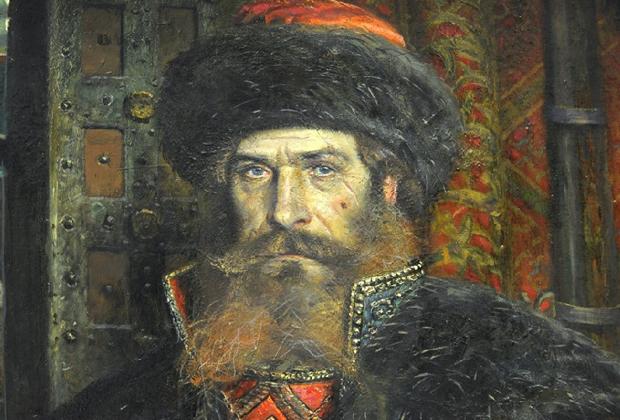 Павел Рыженко. «Царский указ. Малюта Скуратов»