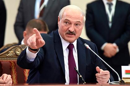 Лукашенко испугался превращения Минска в Москву