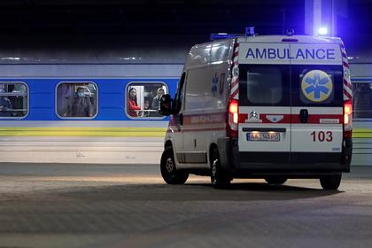 Украина начала эвакуировать своих граждан из России