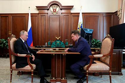 Путин одобрил «Силу Сибири-2»