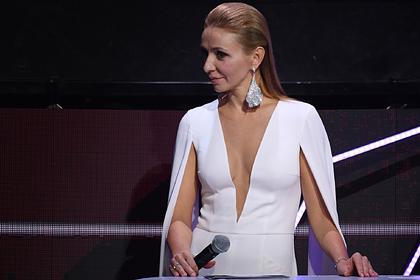 Навка рассказала о самочувствии после посещения мероприятия с Лещенко