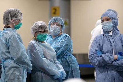 В Москве приземлился самолет с зараженными коронавирусом на борту