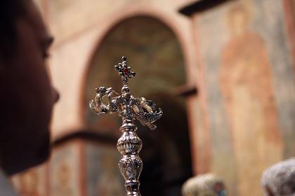 Украинский город решили исцелить от коронавируса молитвой