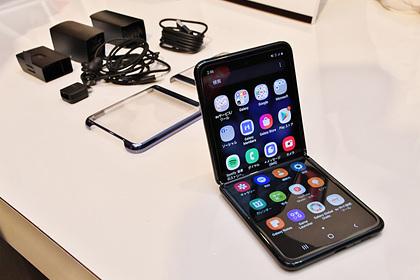Samsung Galaxy Z Flip за 120 тысяч провалилcя в России