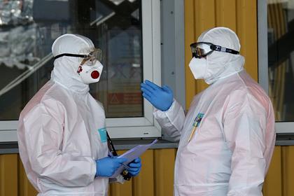 В эстонской больнице более 20 медиков заразились коронавирусом