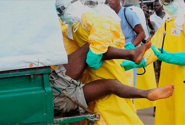 Австралия. Врачи поймали сбежавшего из карантина больного с лихорадкой Эбола