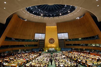 Россия предложила ООН меры по борьбе с коронавирусом