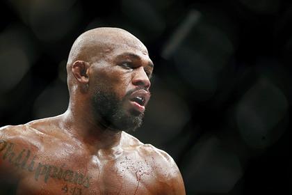 Лучший боец UFC оправдал пьяное вождение «безумием» из-за карантина