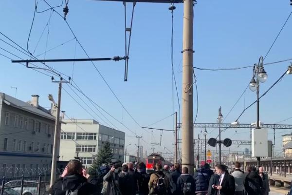 Сотни россиян вернулись на родину спецпоездом с Украины из-за коронавируса