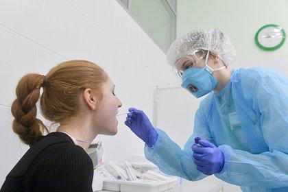 В России появилась новая тест-система для диагностики коронавируса