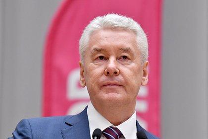 Собянин обратился к москвичам из-за коронавируса