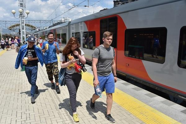 В Сочи начали выселять туристов из отелей