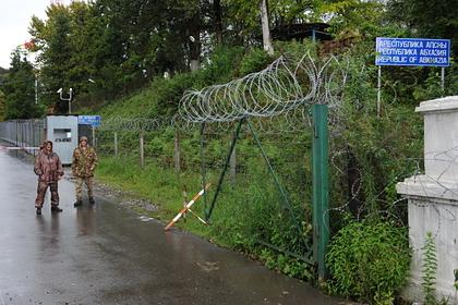 Абхазия закрыла границу с Россией