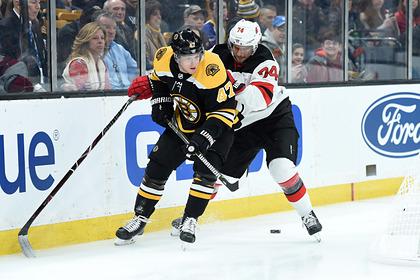 Вернувшийся из НХЛ игрок назвал причину смеха американцев над русскими
