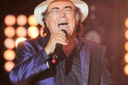Итальянский певец Аль Бано заговорил по-русски