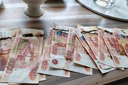 Россиянка решила обработать купюры в микроволновке и лишилась 65 тысяч рублей