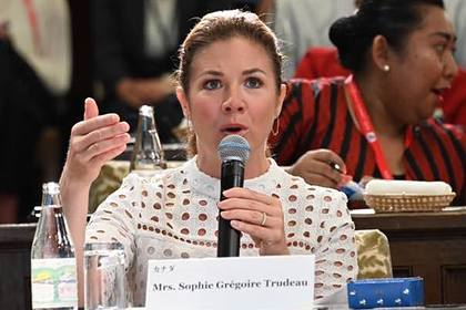 Жена канадского премьера излечилась от коронавируса