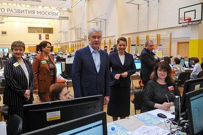 Собянин рассказал о миллионе звонков с вопросами по коронавирусу в сутки
